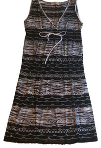M Missoni short dress Black and white on Tradesy