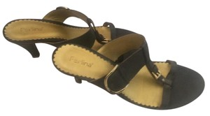 Perlina Brown Sandals