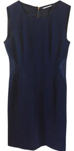 T Tahari T Navy Dress