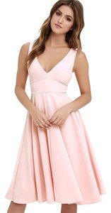 Lulu*s Midi Sleeveless Dress