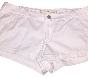 Hollister Mini/Short Shorts White