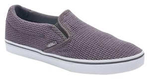 Vans Skate Non-slip Low Top Grey Athletic