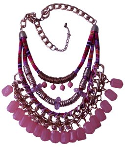 Other Bold statement necklace