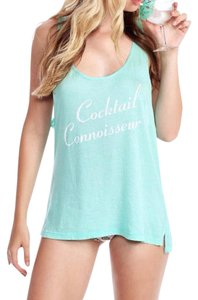 Wildfox Cocktail Swim Top Mint