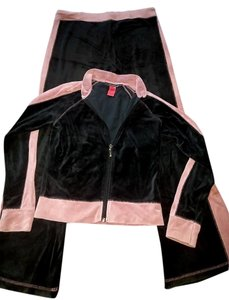 Rampage Clothing Company Rampage Velour Track Suit
