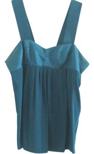 Amanda Uprichard Top Teal