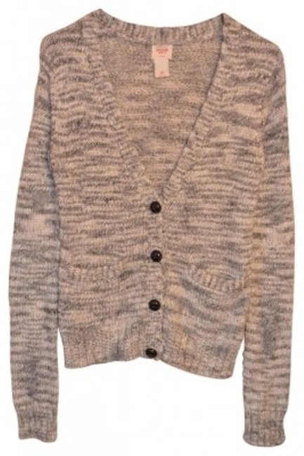 Preload https://item5.tradesy.com/images/mossimo-supply-co-gray-vintage-style-knit-cardigan-size-8-m-18234-0-0.jpg?width=400&height=650