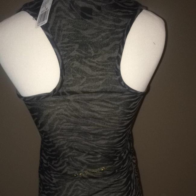Forever 21 Top Black And Gray