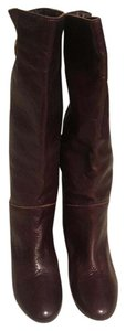 Steve Madden Leather Intyce brown Boots