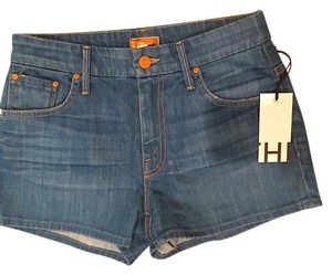 Mother Mini/Short Shorts Denim