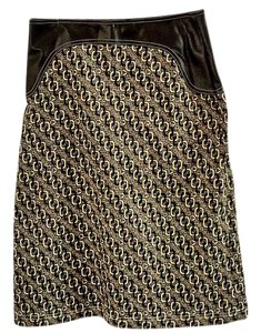 Morgan de Toi Skirt black/tan