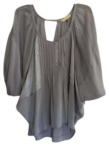 Rebecca Taylor Batwing Top Purple