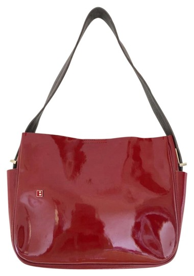 Bally Vintage Leather Shoulder Bag Image 1