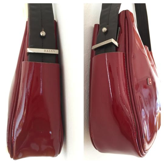 Bally Vintage Leather Shoulder Bag Image 3