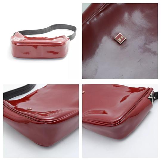 Bally Vintage Leather Shoulder Bag Image 4