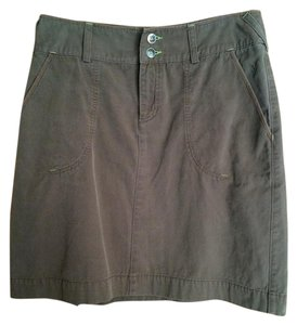 Ibex Skirt Brown