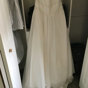 David's Bridal Wedding Dress