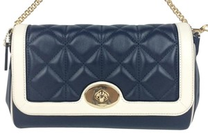 Coach Quilted Shoulder Bag