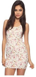 Forever 21 short dress Floral Lace Mini on Tradesy