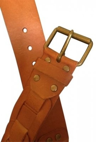 Preload https://item4.tradesy.com/images/urban-outfitters-camel-leather-with-brass-buckle-belt-182393-0-0.jpg?width=440&height=440