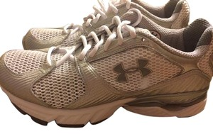 Under Armour White Athletic