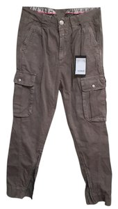 CLOSED Cargo Pants Olive green, 987
