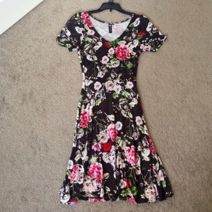 Cotton On short dress Multicolored on Tradesy