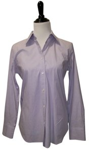 Gap Maternity Shirt Button Down Shirt purple