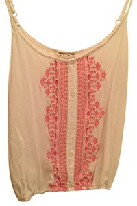 Kirra Top White and pink
