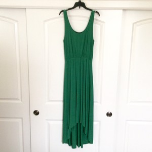 Kelly green Maxi Dress by FELICITY & COCO
