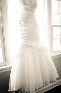 Monique Lhuillier Monique Luhuillier Fall Collection Wedding Dress