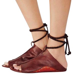 Free People Mahogany Sandals