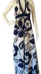 Blue, White Maxi Dress by Lilly Pulitzer