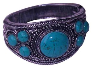 Thick Native American inspired bracelet