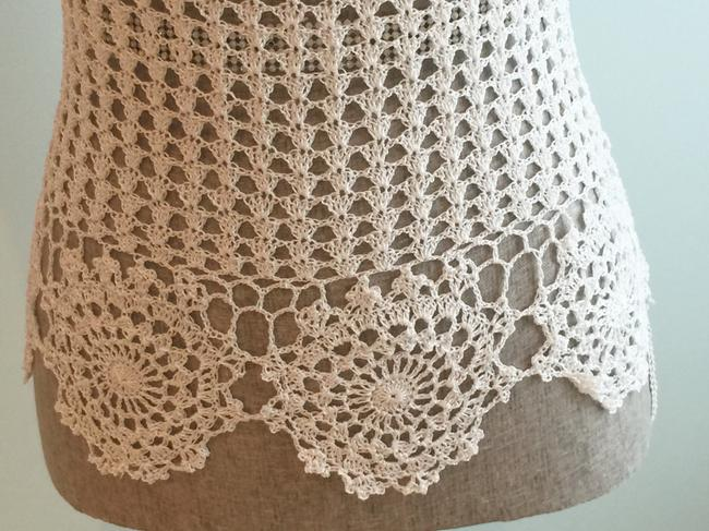 Other Lacey Lacey Top White Image 1
