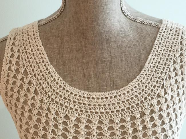 Other Lacey Lacey Top White Image 3
