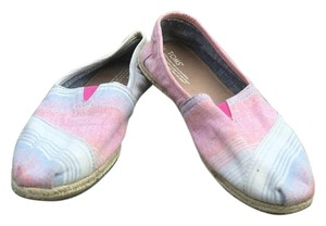 TOMS Pink, purple Athletic