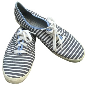 Keds Grey abd white stripes Athletic