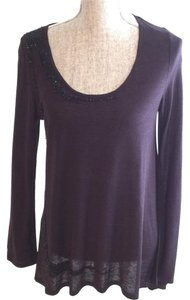 Other Beaded Night Out Tops Embellished Tees Assymetric Tees T Shirt Black