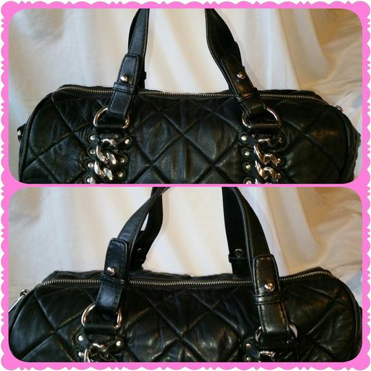 Michael Kors Satchel in Black Image 9
