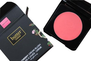 butter London NIB butter LONDON Cheeky Cream Blush, Abbey Rose 4g / .14 oz