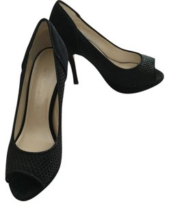 Caparros Heel Black Formal