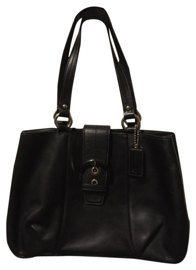 Preload https://img-static.tradesy.com/item/18246343/coach-soho-east-west-f18751-black-leather-satchel-0-1-540-540.jpg