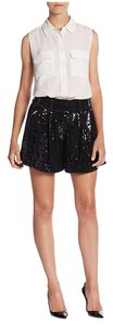 Diane von Furstenberg Dress Shorts Black