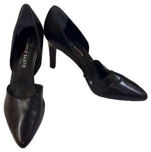 Franco Sarto Work Attire Informal Casual Formal Black Pumps