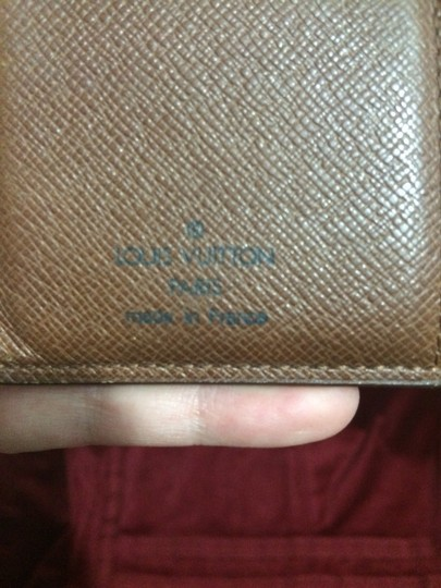 Louis Vuitton Louis Vuitton French Wallet