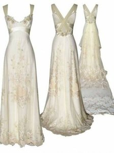 Claire Pettibone Cloisonne Wedding Dress