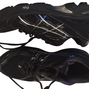 Asics Black Athletic