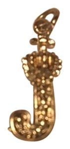 Juicy Couture Juicy Couture Gold Tone Crown
