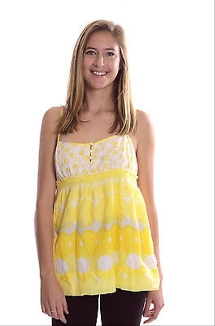 Preload https://img-static.tradesy.com/item/18253363/juicy-couture-yellow-tank-topcami-size-6-s-0-0-650-650.jpg